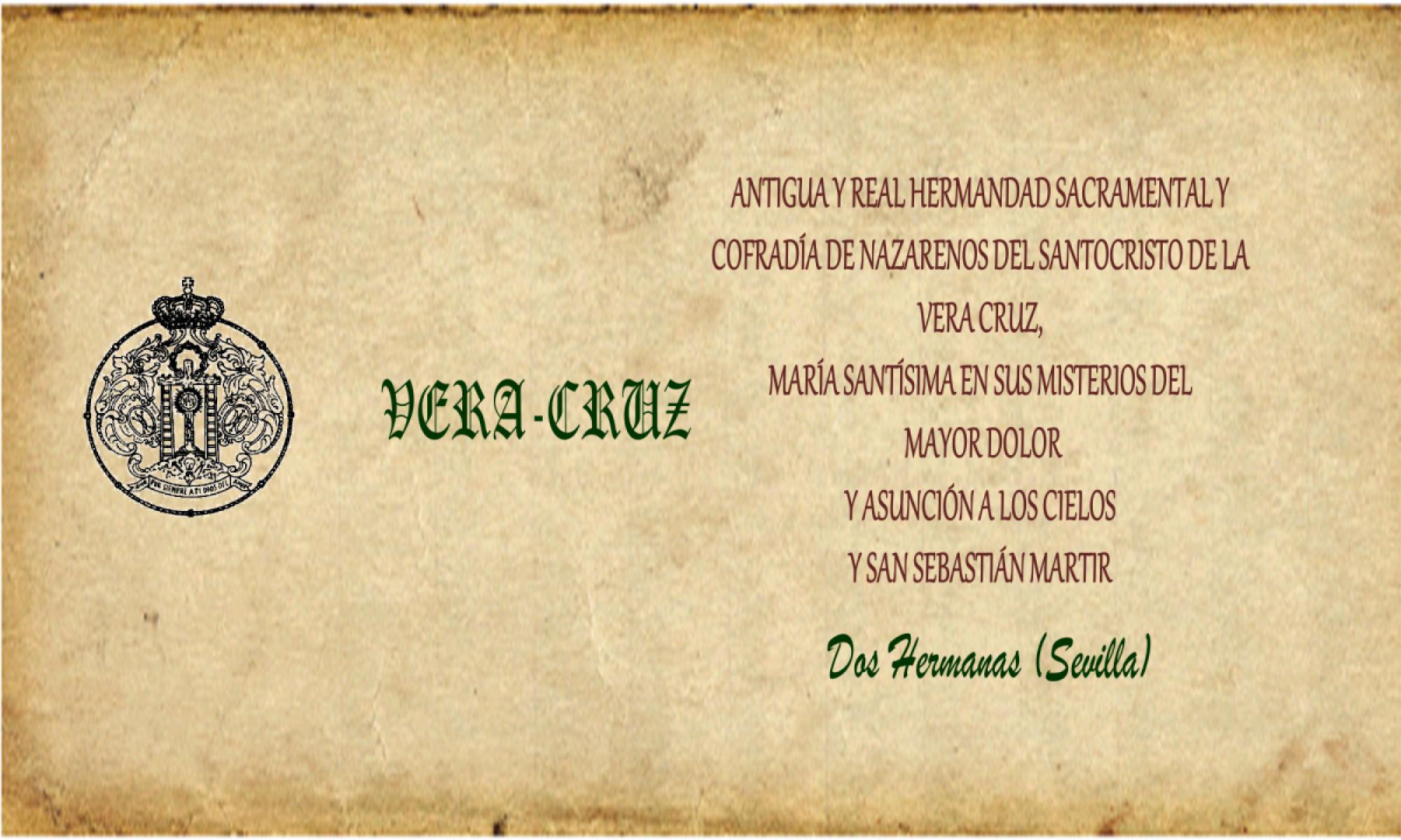 Hermandad Sacramental de la Santa Vera Cruz